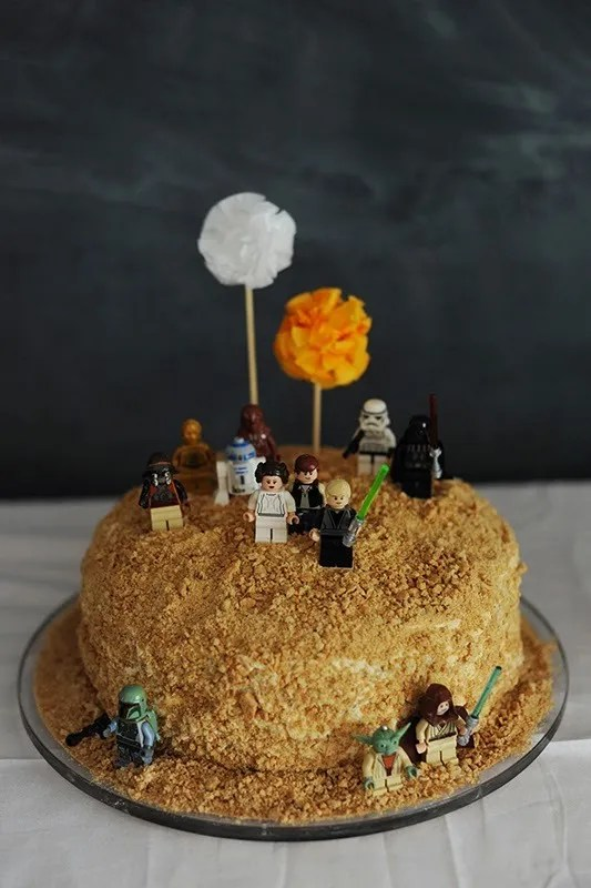 More Than 40 Of The Coolest Star Wars Birthday Party Ideas