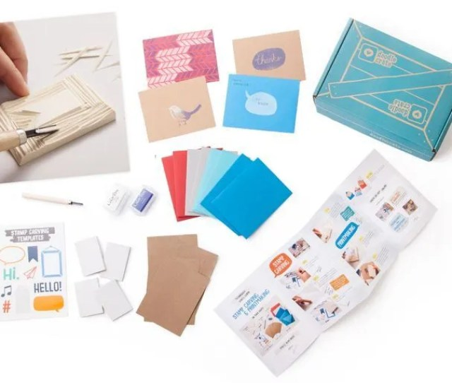 Doodle Craft Subscriptions Coolest Birthday Gifts For Tweens