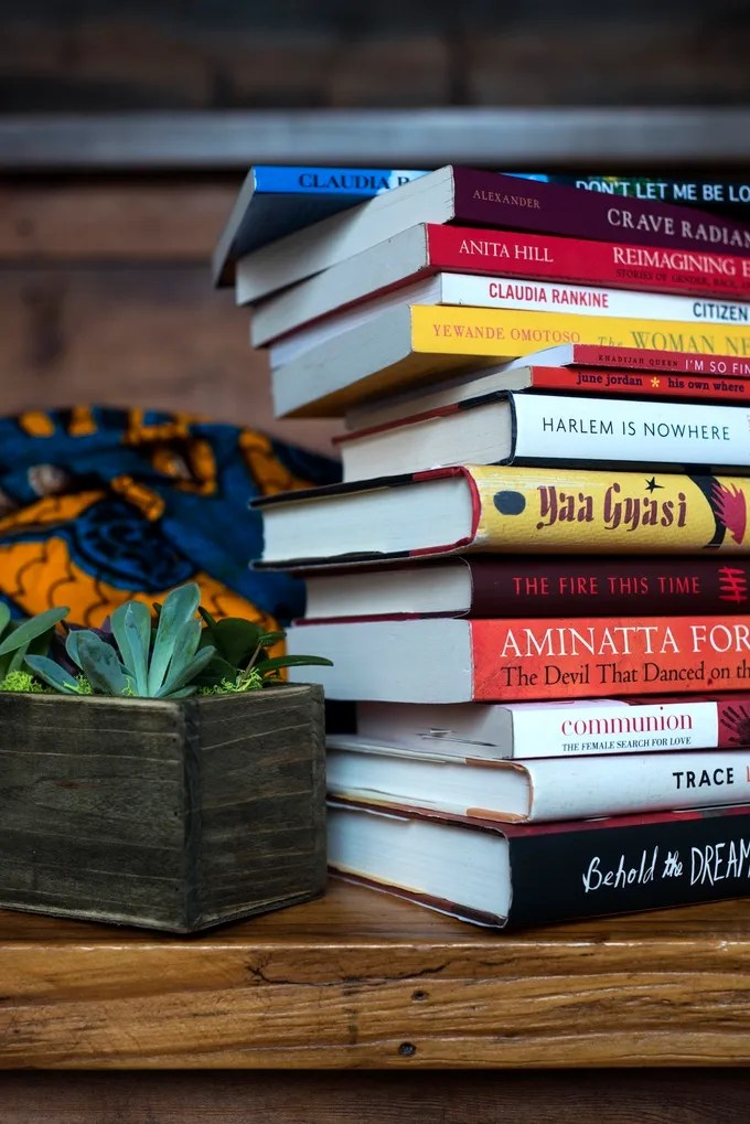 A Book Club That Supports Black Women Authors Gets Its