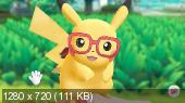 bdb239f4f0d6e490619b274443be78fe - Pokémon Let's Go Pikachu Switch Xci Nsp