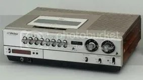 First VHS VCR