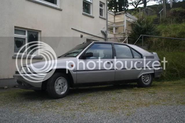 Turbo diesel BX