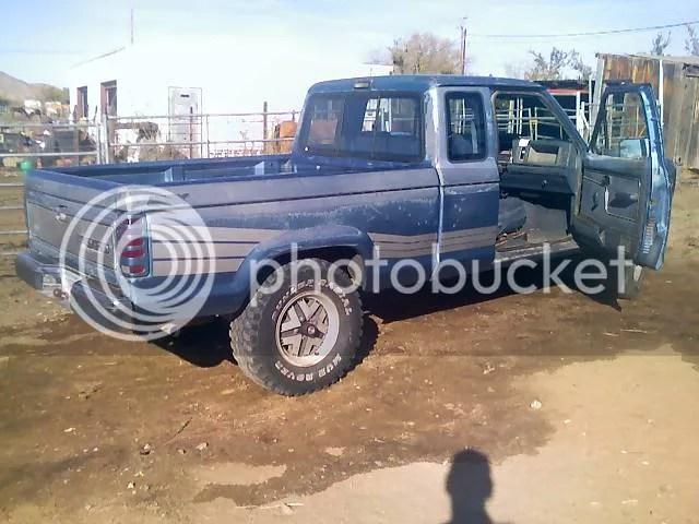 Ford 4x4 1988 Ranger 29