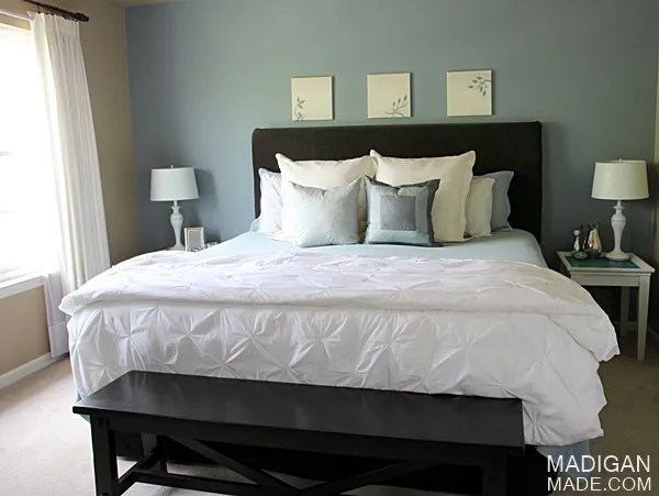 madigan made blue and tan master bedroom dcor ideas