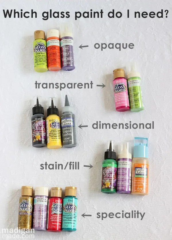 Simple Tips For Using Glass Paint Rosyscription