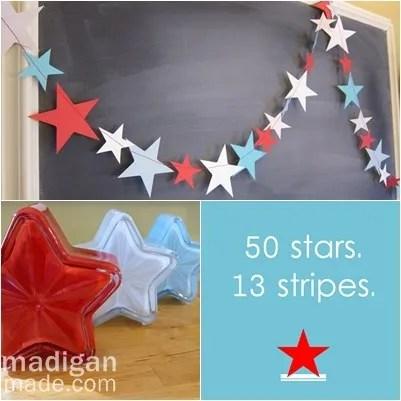 simple patriotic decorations