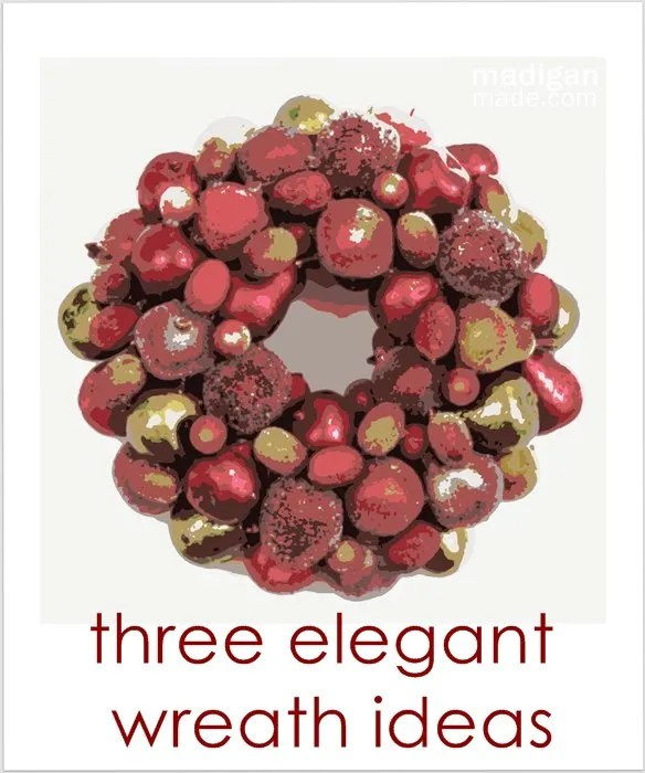 DIY elegant wreath ideas