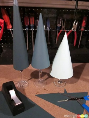 paper cone templates
