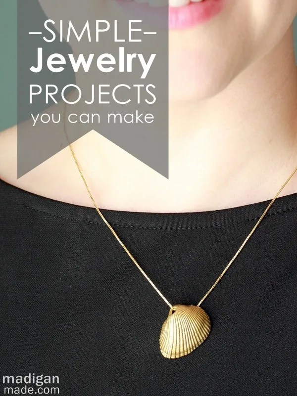 Simple DIY Jewelry Ideas You Can Make - Rosyscription
