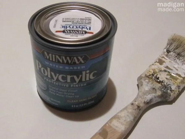 painting tips polyurethane