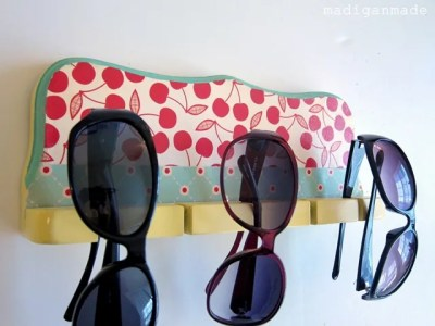 Sunglasses Holder from Spoon Rack