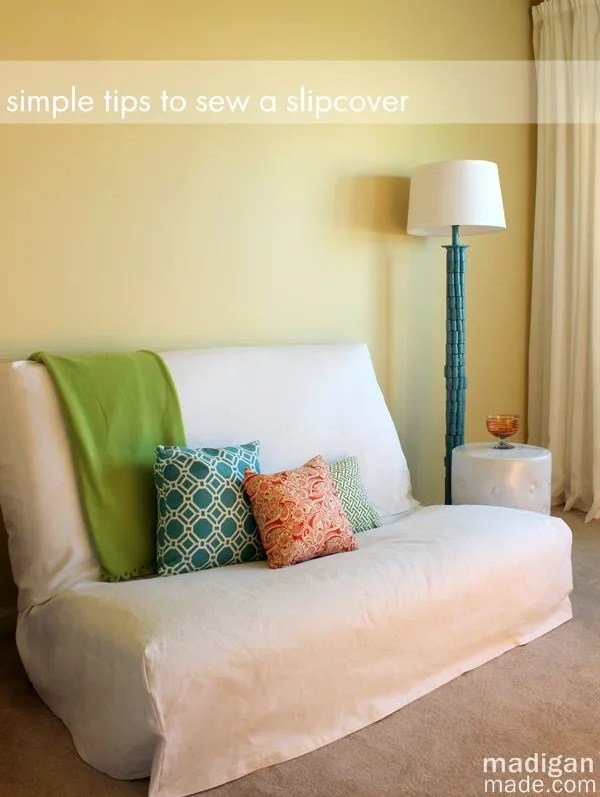 Tips For Sewing A Futon Slipcover Rosyscription
