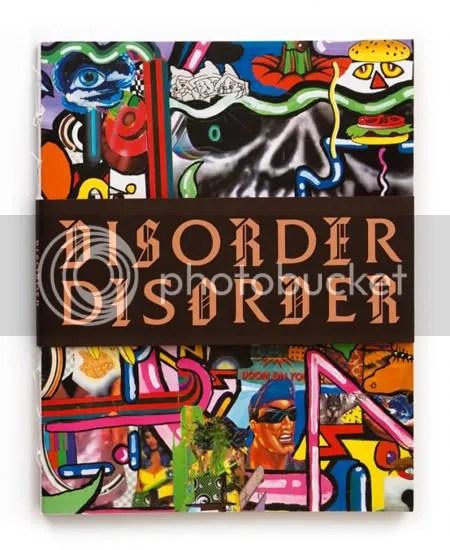 jonathan Zawada,Izrock Pressings,Disorder Disorder