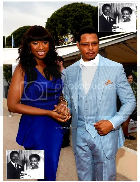 jennifer hudson as winnie and terrence howard as nelson