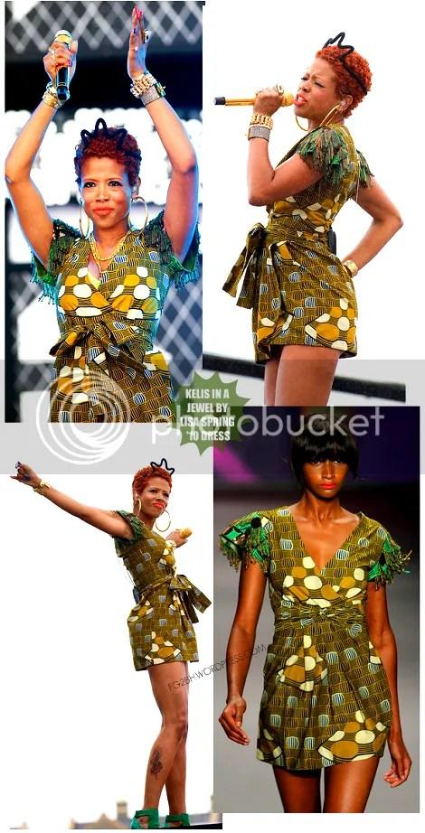 KElis in jewel by lisa spring 2010 dress