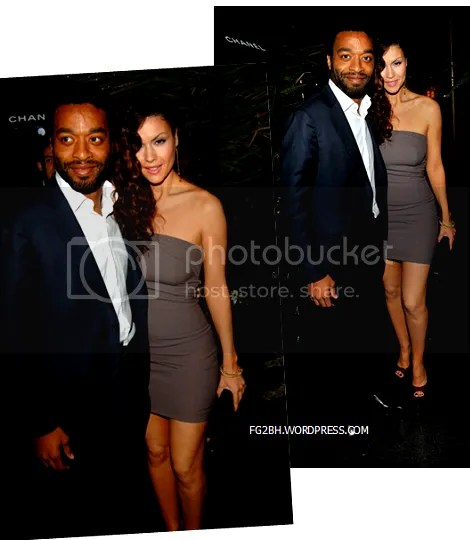 chiwetel and his date