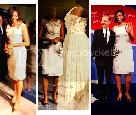 Michelle Obama and Jason Wu