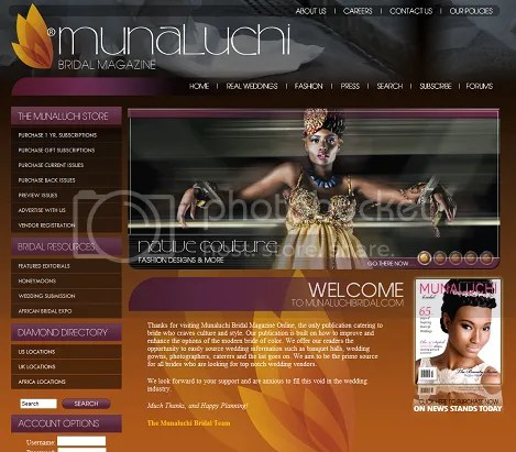 MUNALUCHI Launches Revamped Website!
