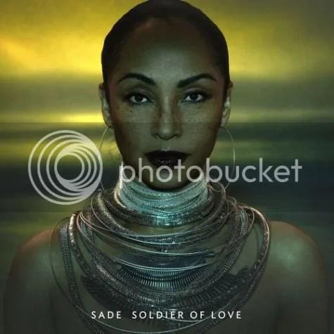 Sade Solider of Love Single Cover Artwork