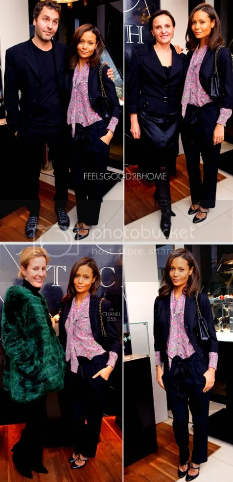 Thandie  Newton at Tach