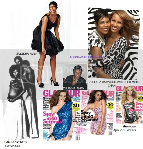 Zulekha Haywood Talks To Glamour About Her Body Issues