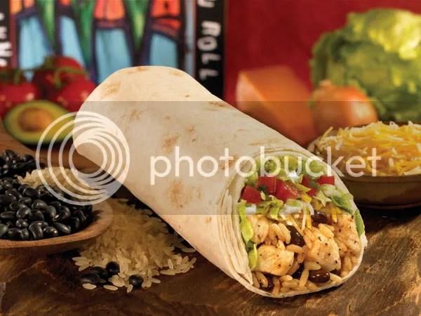 Moe's Southwest Grill Homewrecker Burrito