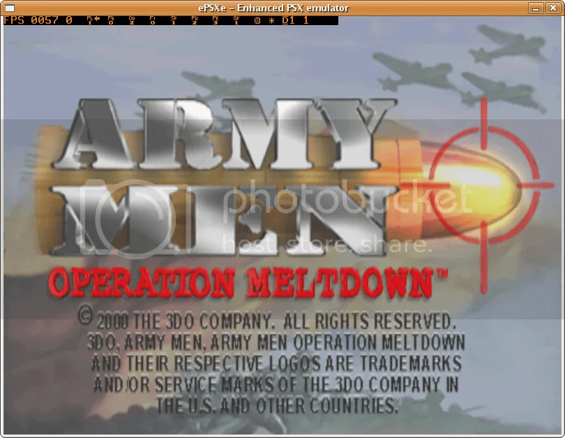 Army Men Operation Metldown 001