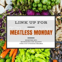 Meatless Monday Linkup Button