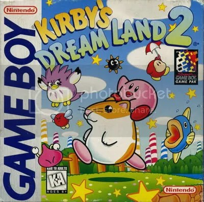 Kirby's Second Adventure Top 10 Wish List of Original GB Games for 3DS Virtual Console eShop Top 10 Wish List of Original GB Games for 3DS Virtual Console eShop KirbyDreamLand2
