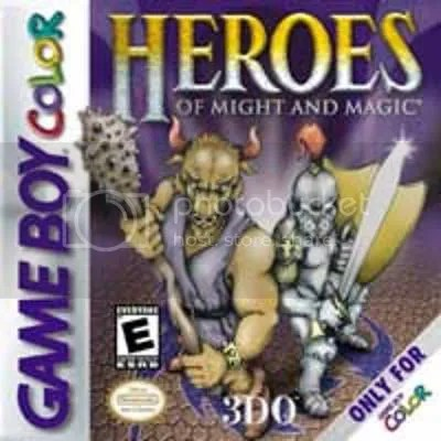 Bringing the PC to the GBC Top 10 GameBoy Color games for 3DS Virtual Console eShop Top 10 GameBoy Color games for 3DS Virtual Console eShop HeroesofMightandMagicBox