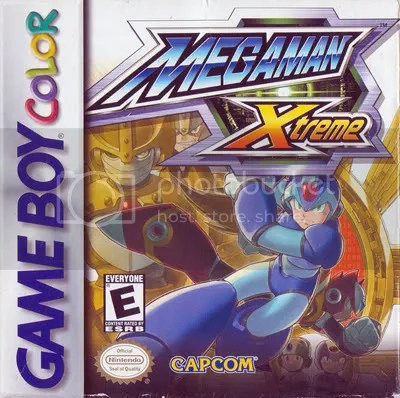 Megaman X now on GBC Top 10 GameBoy Color games for 3DS Virtual Console eShop Top 10 GameBoy Color games for 3DS Virtual Console eShop MegamanXtreme1Box