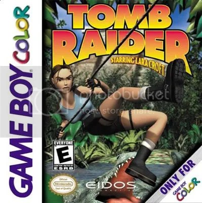 Lara's Original GBC Adventure Top 10 GameBoy Color games for 3DS Virtual Console eShop Top 10 GameBoy Color games for 3DS Virtual Console eShop TombRaiderbox