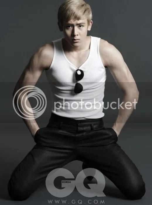 2PM Nichkhun – GQ June 2010's Photoshoot | Korean Photo Lovers