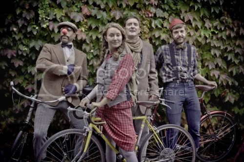 Herringbone Tweed Ride Burlington VT