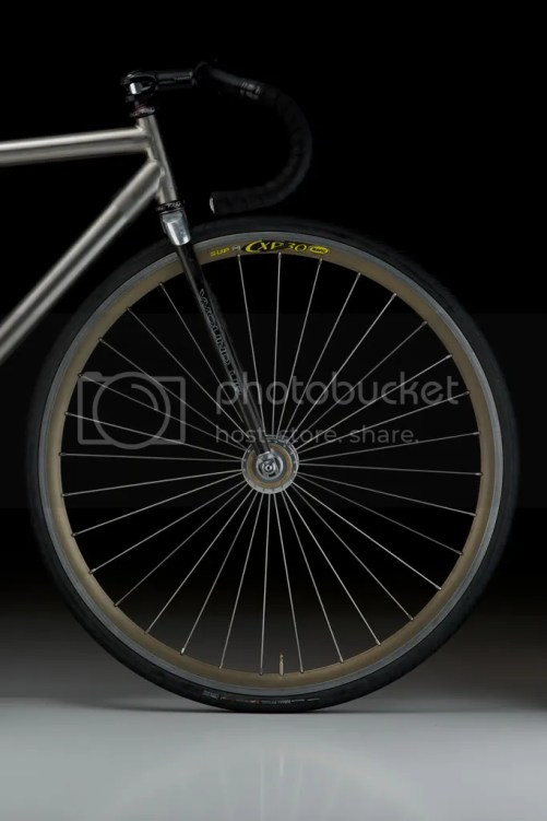 Merlin Track Bike MObius Cycle