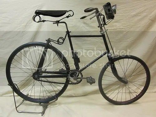 gormully & jeffery rambler bicycle