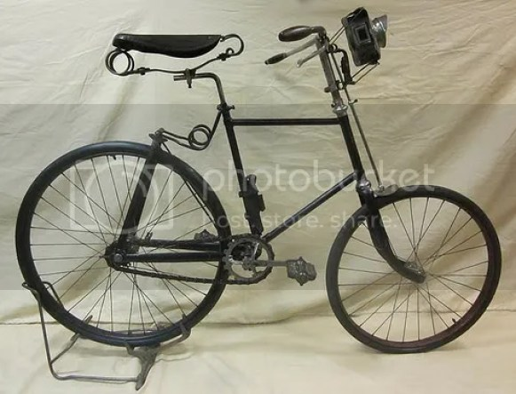 1892 Gormully & Jeffery Rambler No. 1 Restoration by The Old Spokes Home