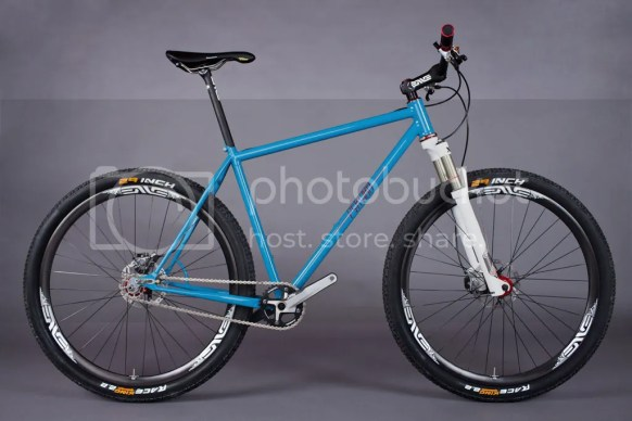 Pereira Cycles JBR Singlespeed 29er
