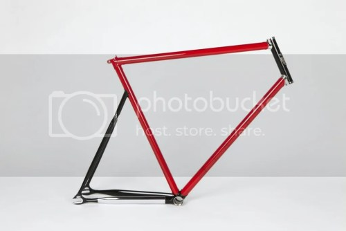 Feather Cycles Track bike