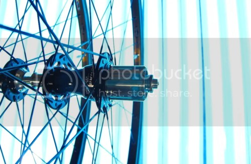 Luxe Wheelworks custom wheelset