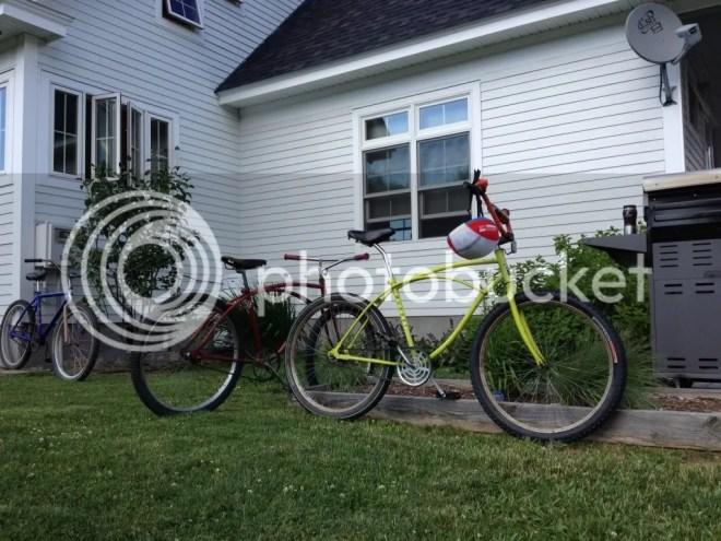 Mountain Bike Klunking Vermont