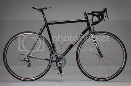 moots rapha continental road bike