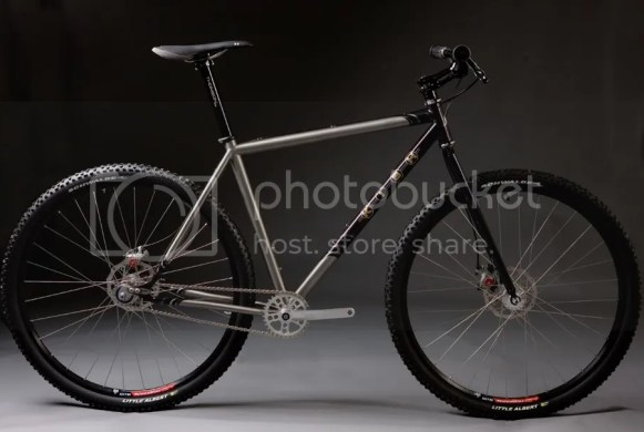 kish ss mountain bike
