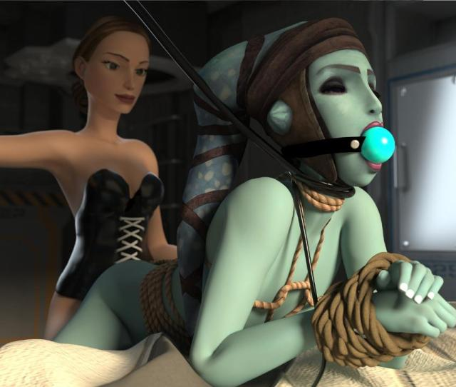 Kirelic Padme And Aayla Star Wars