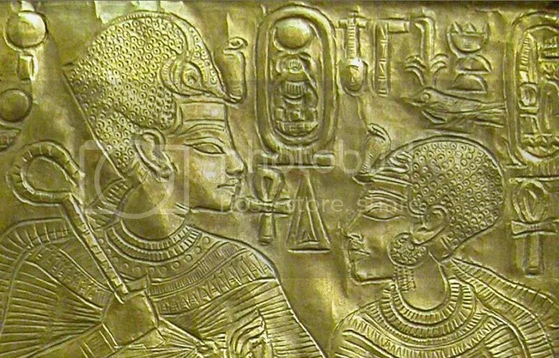 Ancient Egyptian Gold/Art