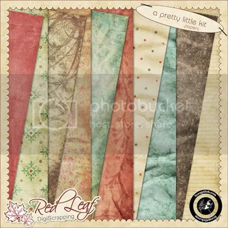 A Pretty Little Kit Papers