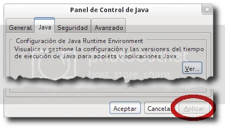 cambiar la versión de java en linux