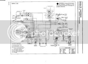 1990 safari L wiring diagram  Vintage Ski Doo's  DOOTalk