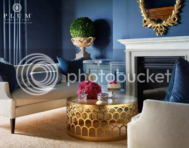 Marcus Design Navy Blue Heaven Amp Plum Furniture