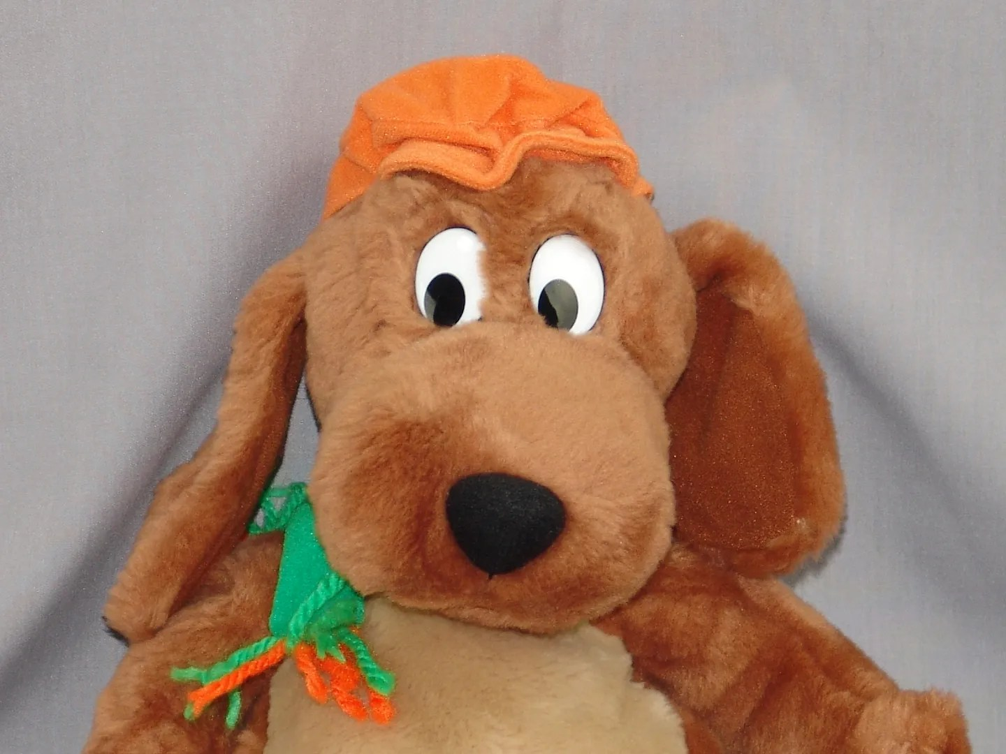 Dr Seuss Children S Book Go Dog Go Plush Brown Puppy Toy
